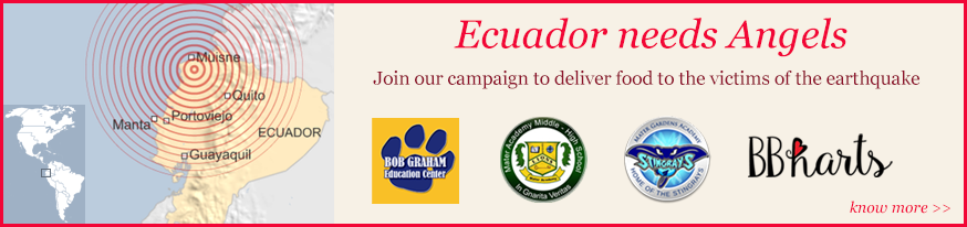 Ecuador needs Angels